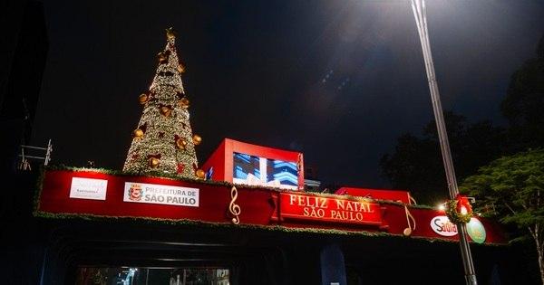 Com orçamento enxuto, SP tem decoração natalina mais fraca ...