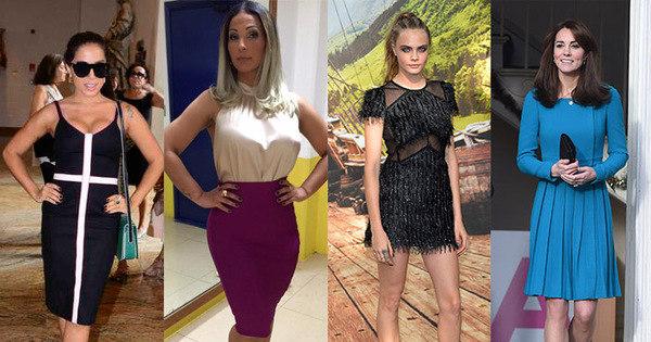 Retrospectiva 2015: Qual é a famosa mais bem vestida de 2015 ...