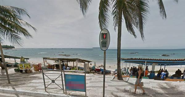 Banhista se afoga em praia de Itapuã, na capital baiana - Notícias ...