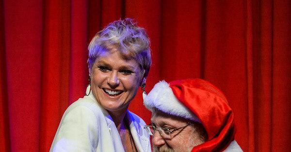 """Xuxa relembra o primeiro Natal de Sasha: """"Ela parecia uma ..."""