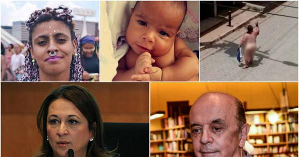 Barracos na política, bebê abandonado morre e estudante acusa ...