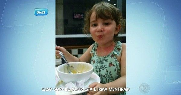 Laudo confirma que Sophia foi morta pelo pai - Notícias - R7 São ...