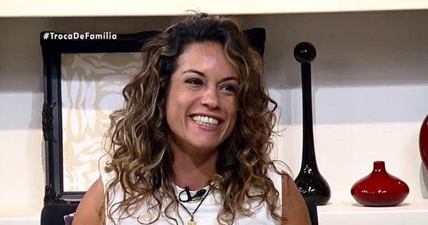 """Daniela diz que não traiu no Troca de Família, mas polemiza: """"Se ..."""