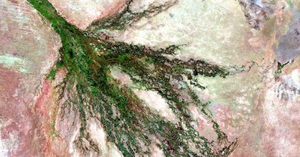 Satélite europeu disponibiliza imagens em alta resolução da Terra ...