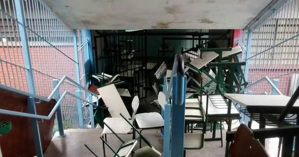 Escola em Itaquera é depredada após desocupação de alunos ...