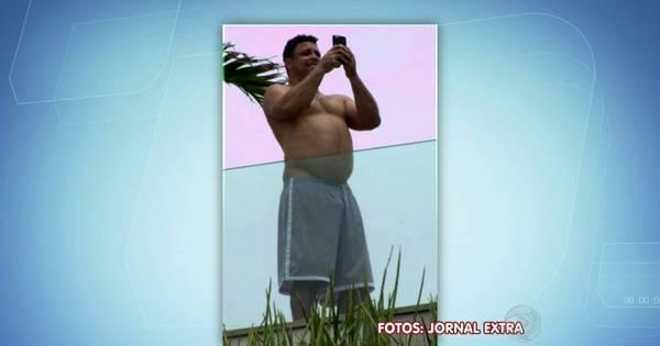 Fofômeno! Ex-jogador Ronaldo volta a aparecer com uma barriga ...