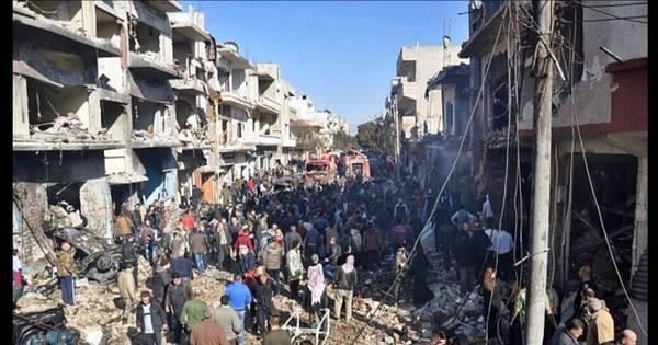 Retirada de militantes de Damasco é adiada após líder rebelde ser ...