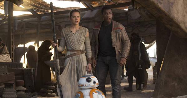 Conheça os novos personagens de Star Wars: O Despertar da ...