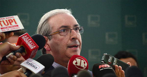 Cunha e líderes discutem impeachment nesta terça com presidente ...