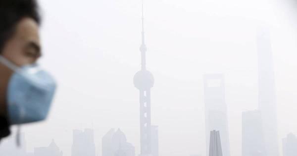 Pela segunda vez na história, Pequim emite alerta vermelho por ...