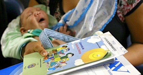 Brasil registra 2.401 casos de bebês com microcefalia - Notícias ...