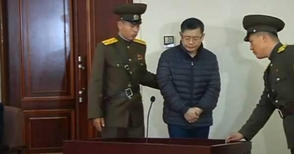 Coreia do Norte sentencia pastor canadense à prisão perpétua com ...