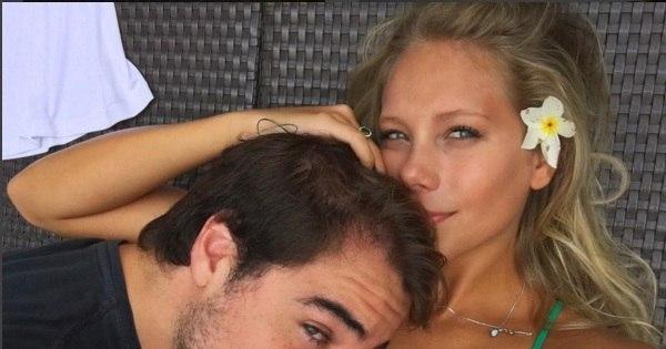 Após ficar com ex- BBB Munik, Olin Batista reata com Jessica Günther