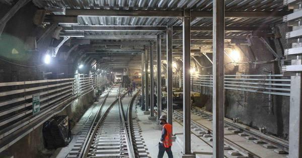 RJ: linha 4 do metrô atrasa e só vai abrir para população depois das ...