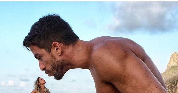 Apaixonados! Gabriela Pugliesi posta foto romântica com Erasmo ...