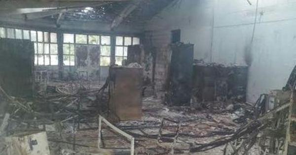Polícia prende quatro suspeitos de atear fogo em delegacia de ...