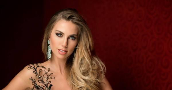 Um dia antes do Miss Universo, veja como a brasileira Marthina ...