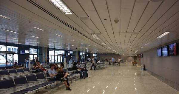 Aeroporto de Confins tem 83 voos cancelados por causa do mau ...
