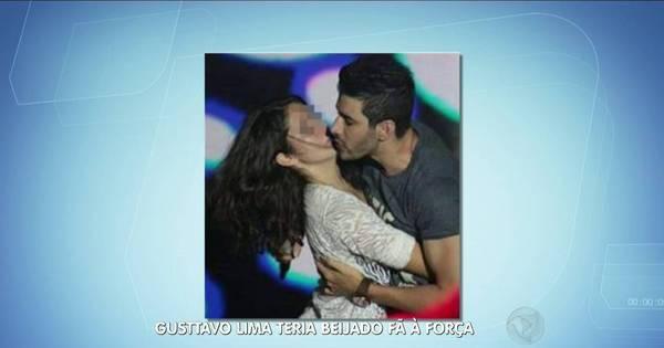 Será? Gusttavo Lima teria forçado beijo em fã antes do casamento ...