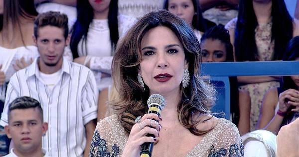 """""""Rodrigo é o melhor apresentador do Brasil"""", diz Luciana Gimenez ..."""