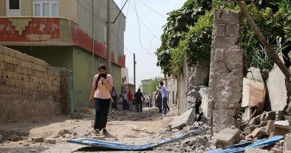 """Bombardeios para """"limpar"""" Turquia matam 6 militantes curdos ..."""