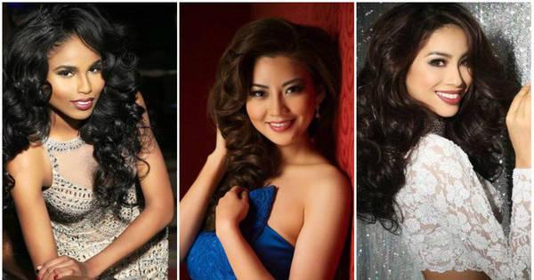 Aquecimento Miss Universo: confira curiosidades sobre algumas ...