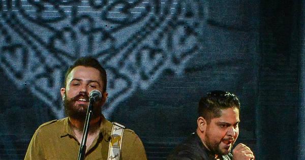 Jorge & Mateus fazem show de estreia de novo DVD em São Paulo ...