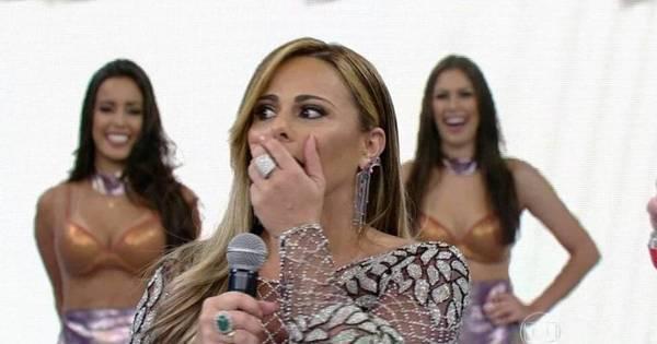 Viviane Araújo é pedida em casamento ao vivo na TV - Fotos - R7 ...