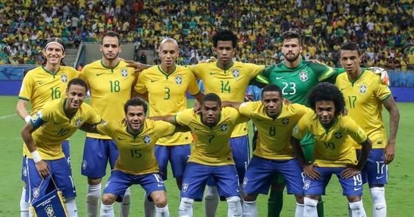 Argentina é nova líder do ranking da Fifa; Brasil cai uma posição ...