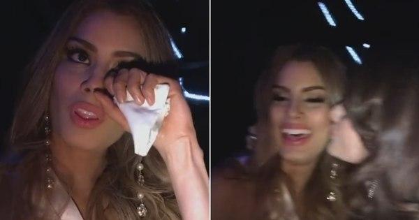Ariadna Gutiérrez fala sobre perda de coroa no Miss Universo ...