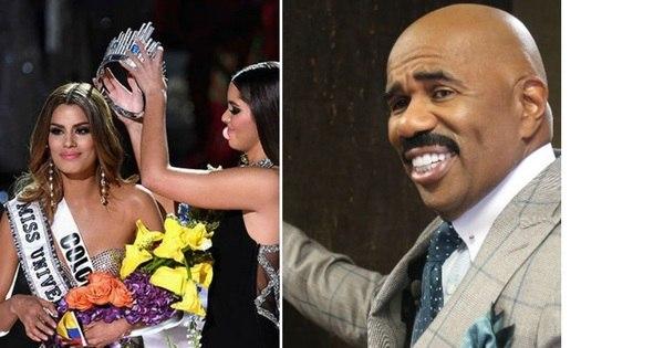 """Apresentador do Miss Universo se desculpa após gafe: """"Me sinto ..."""