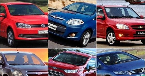 Veja os carros que mais perderam vendas em 2015 - Fotos - R7 ...