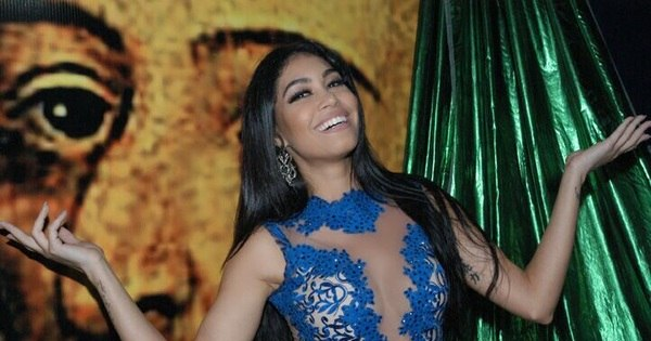 """Se eu fosse a colombiana, sairia correndo"", diz Miss Amazonas ..."
