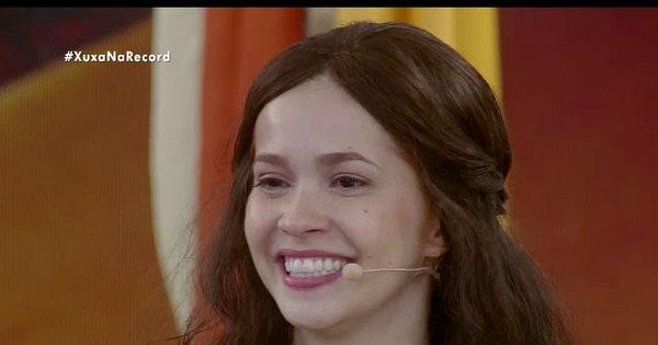 "Atriz Louise Marrie vence concurso a ""A Nova Prometida"" e integra ..."