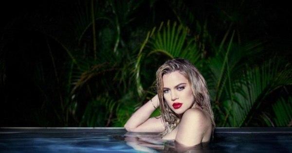 Khloe Kardashian aparece completamente nua em ensaio sensual ...