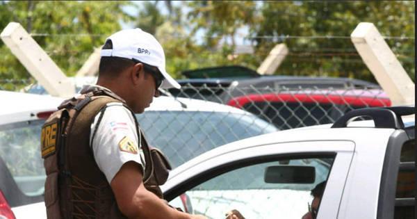 Policiamento é reforçado nas rodovias durante o feriado prolongado ...
