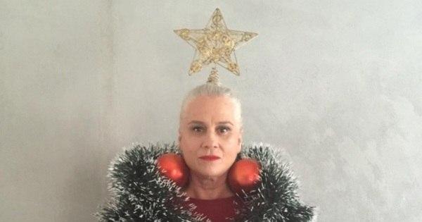 O Natal tá chegando e é claro que Vera Holtz não ia perder a ...