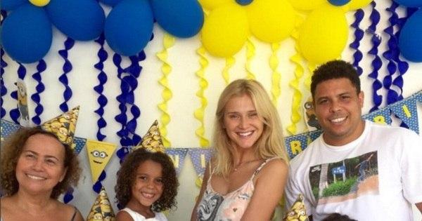 Filha de Ronaldo Fenômeno ganha nova festa de aniversário; veja ...
