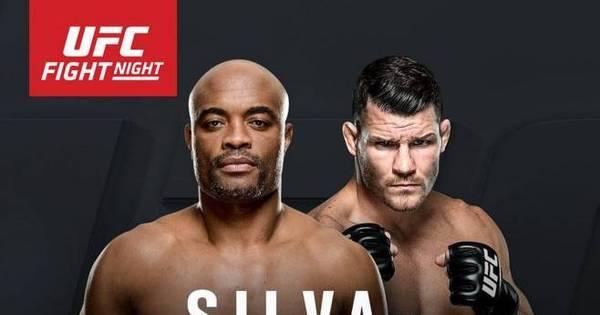 Anderson Silva volta a lutar no UFC em fevereiro de 2016 - Esportes ...