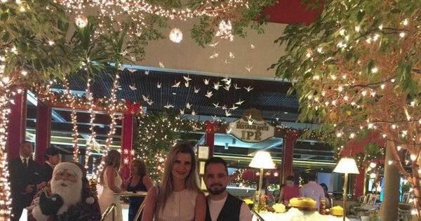 "Flávia Camargo elogia fase do marido, Luciano: ""Quero mais é que ..."