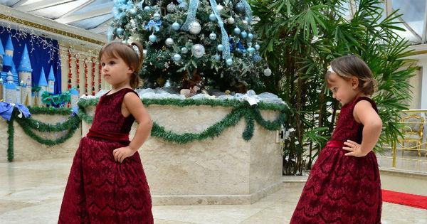 Que fofura! Gêmeas de Natália Guimarães seguem os mesmos ...