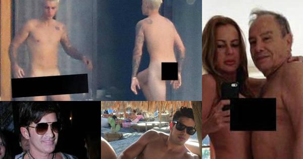 Stênio Garcia, Justin Bieber, Dr. Rey... Leitores escolhem os nudes ...