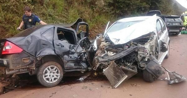 Acidente deixa um morto e vários feridos na BR- 040, em Itabirito (MG)
