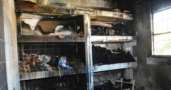 RJ: polícia suspeita de incêndio criminoso em escola depredada ...