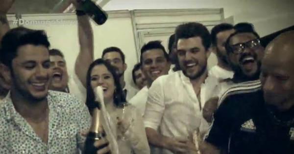 Vídeo inédito: Cristiano Araújo deixa mensagem emocionante em ...