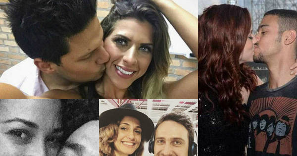 Giselle Itié e Guilherme Winter; Ana Paula Minerato e Thiago Servo ...