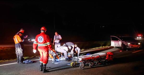 Número de acidentes fatais diminui em rodovias paulistas no ...