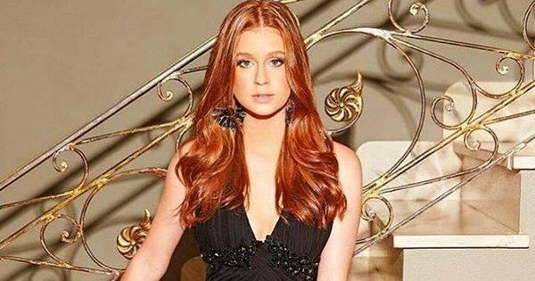 Retrospectiva 2015: Marina Ruy Barbosa é eleita a celebridade ...