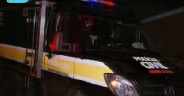 Homem é morto com sete tiros após briga em bar por garrafa de ...