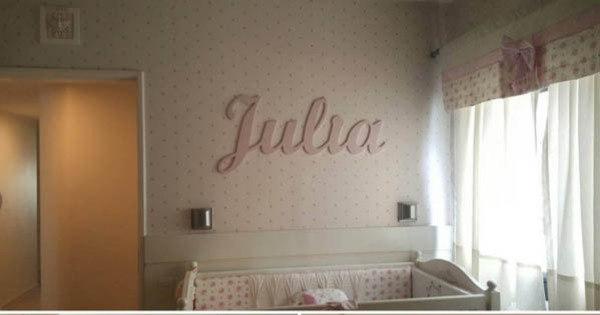 Grávida, Mariana Belém mostra o quarto da filha. Veja as ...